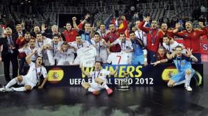 EM-Sieger 2012: Spanien