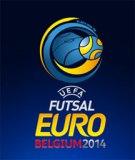 Logo Belgien EM