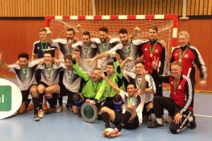 Sieger des DFB Futsal Landesauswahlturniers: Hamburger FV