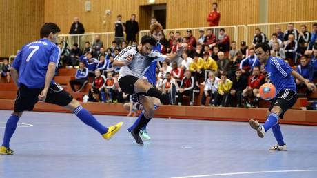 DFB Futsal State Cup 2014