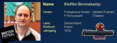 Steffen Steckbrief